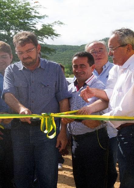 Escola Agrotécnica Francisco Alves é inaugurada em Fronteiras