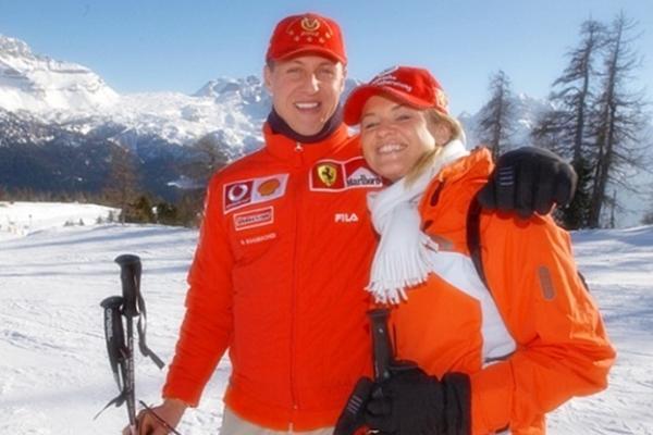 Esposa de Schumacher estaria montando quarto hospitalar em sua casa