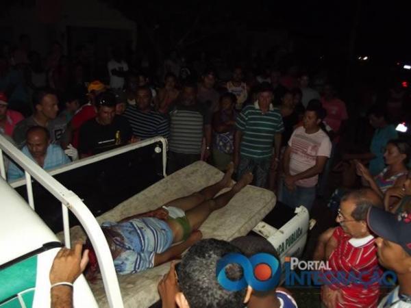 Homem foi morto em Oeiras porque queria comprar droga fiado de foragido da Justiça