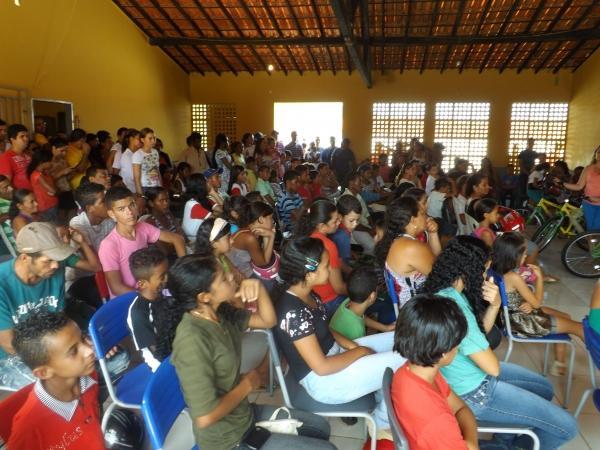 Prefeitura de Caracol entrega bicicletas do Pedala Piauí - Imagem 9