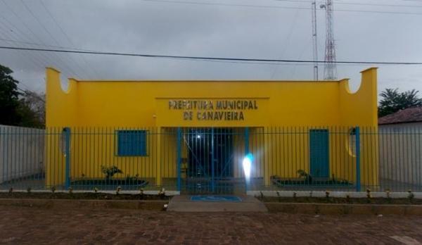Em protesto  prefeitura será fechada durante todo dia de amanhã(11.04) em Canavieira - Imagem 1