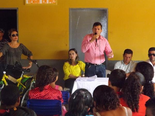 Prefeitura de Caracol entrega bicicletas do Pedala Piauí - Imagem 10