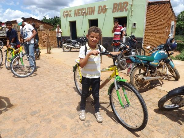 Prefeitura de Caracol entrega bicicletas do Pedala Piauí - Imagem 5