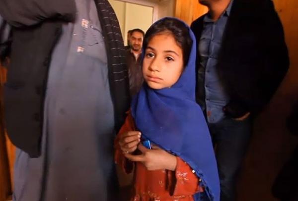 Doador animo salva menina afeg de seis anos de casamento for軋do