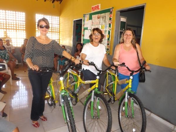 Prefeitura de Caracol entrega bicicletas do Pedala Piauí - Imagem 16