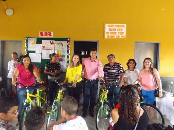 Prefeitura de Caracol entrega bicicletas do Pedala Piauí - Imagem 14