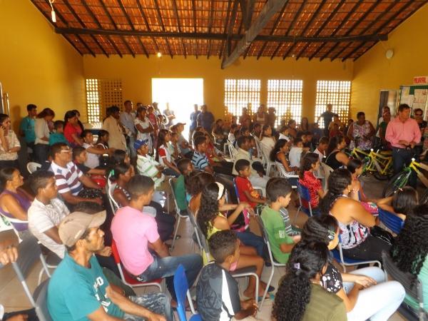 Prefeitura de Caracol entrega bicicletas do Pedala Piauí - Imagem 13