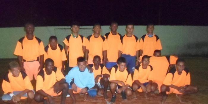 Salinas Campeão do torneio de futsal juvenil nas festividades do 50º aniversário de Campinas do Piauí