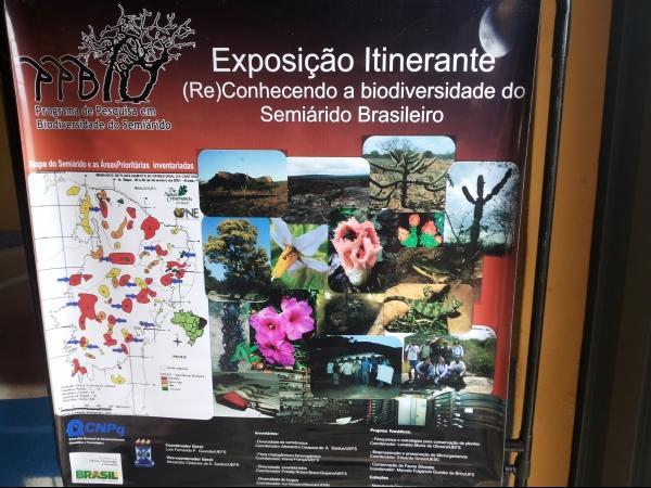 Seminário (re)conhecendo a biodiversidade do semiárido brasileiro  - Imagem 9