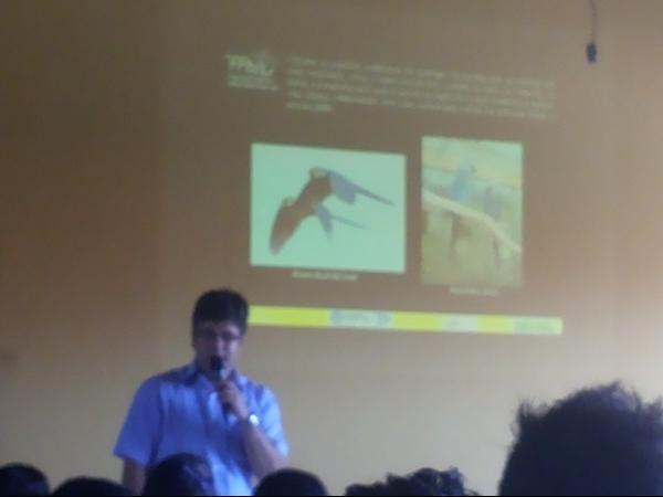 Seminário (re)conhecendo a biodiversidade do semiárido brasileiro  - Imagem 7