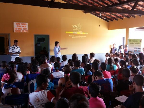 Seminário (re)conhecendo a biodiversidade do semiárido brasileiro  - Imagem 14