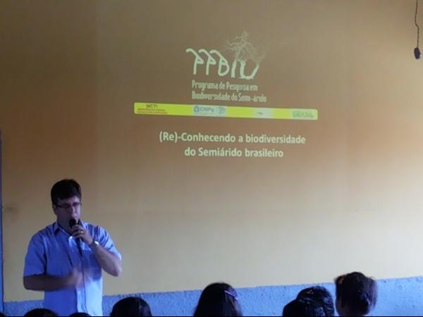 Seminário (re)conhecendo a biodiversidade do semiárido brasileiro  - Imagem 15