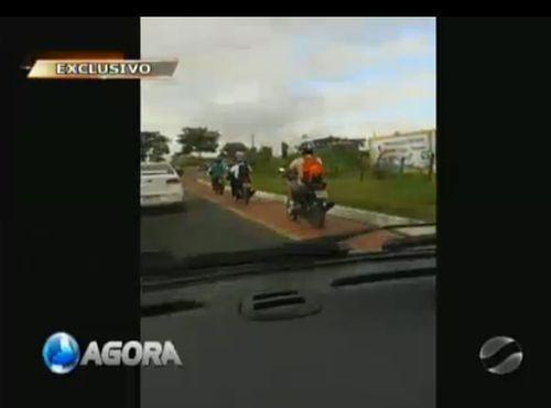 Ciclovias são desrespeitadas e aumentam riscos de acidentes em Teresina