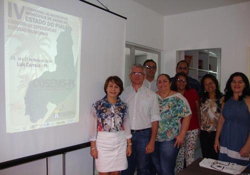 COSEMS realiza IV Congresso de Secretarias Municipais de Saúde Piauí