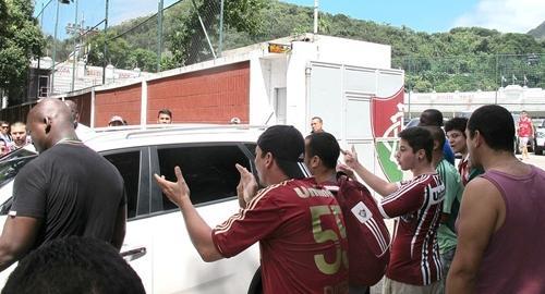 Fluminense gastou R$ 3,8 milhões com organizadas entre 2011 e 2014