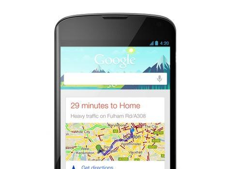 Google Now será capaz de lembrar onde usuário estacionou o carro