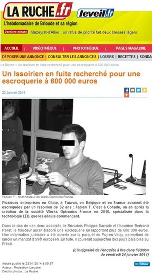 Marido de ex-BBB Clara nega fraude milionária na França: ?É tudo mentira?