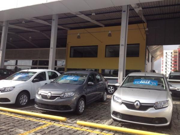 Hoje tem plant縊 de vendas do  Sal縊 Auto Caixa nas concession疵ias participantes