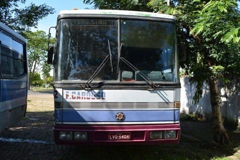 Ônibus da empresa F. Cardoso arrasta e mata ciclista na PI-113