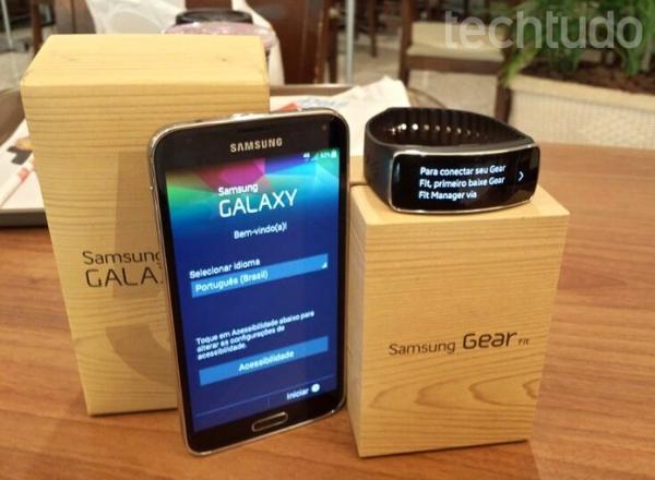 Vendas do Galaxy S5 começam hoje; saiba tudo sobre o smart da Samsung