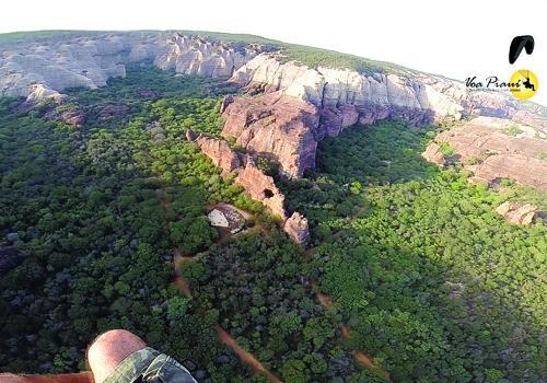 Voa Piau estreia na Rede Meio Norte e mostra belezas da Serra da Capivara