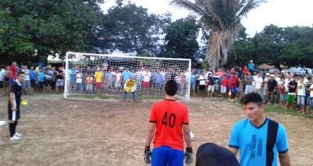 Nazaré ganha do Rodoviaria no Torneio da Palmeira dos Soares