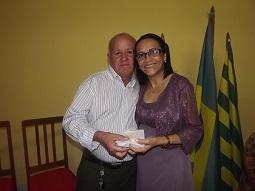 PARABÉNS: Prefeita Rita Sobrinho faz aniversário neste domingo dia 13