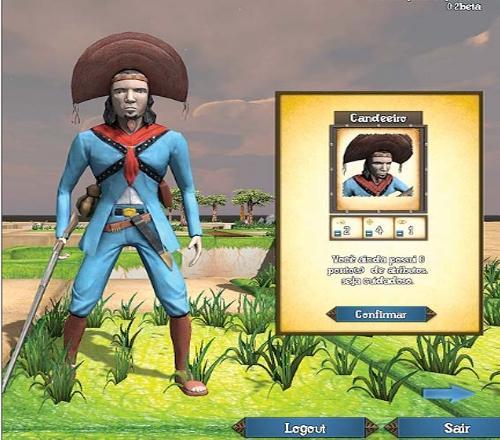 Game piauiense será lançado dia 22 de abril