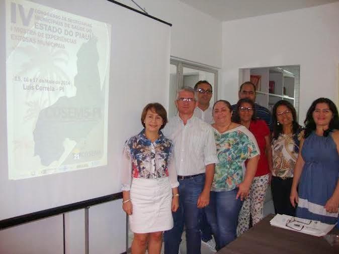 COSEMS realiza IV Congresso de Secretarias Municipais de Saúde do Estado do Piauí
