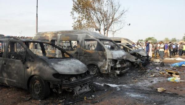 Atentados a bomba deixam mais de 70 mortos na Nig駻ia