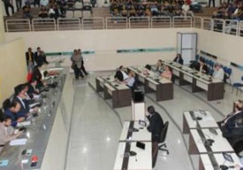 Justiça bloqueia bens de 21 dos  24 deputados estaduais do Amapá