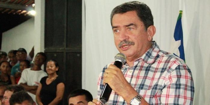 Prefeito Lincoln Matos participa da solenidade de posse da nova diretoria do Sindicato dos Trabalhadores Rurais