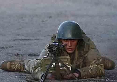 Ação militar do governo da Ucrânia no leste do país deixa 4 mortos e 2 feridos