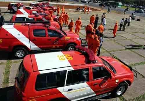 Corpo de Bombeiros é autorizado  a abrir dois concursos com 779 vagas