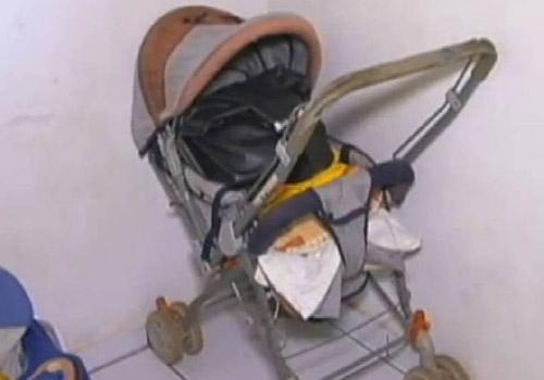 Família pede socorro: com 8 meses, bebê pesa 18 kg e usa fralda geriátrica