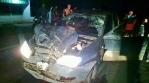 Homem morre após colidir de frente com carro no Piauí