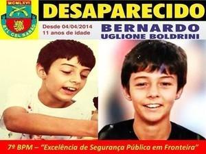 Menino foi morto no RS com injeção letal, segundo polícia; madrasta e pai estão presos