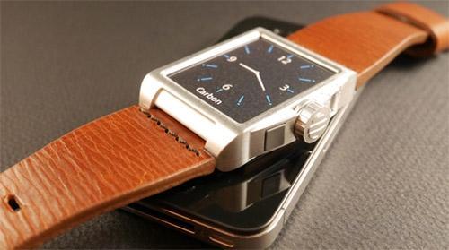 Relógio de pulso é capaz de dar carga extra na bateria do smartphone; entenda como