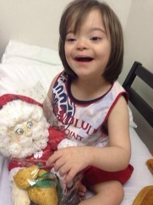 Ap 6 anos morando em hospital do RS, menino ir para casa pela 1ェ vez