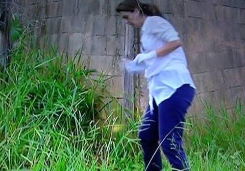 Criança é espancada e abandonada em terreno em Belo Horizonte (MG)