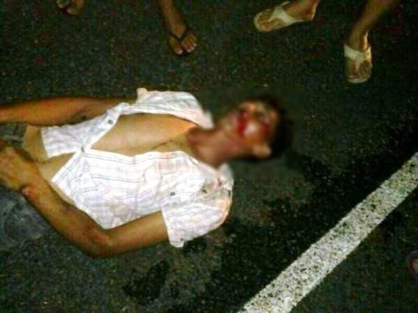 Mec穗ico morre ao bater em cavalo na estrada de Sigefredo Pacheco