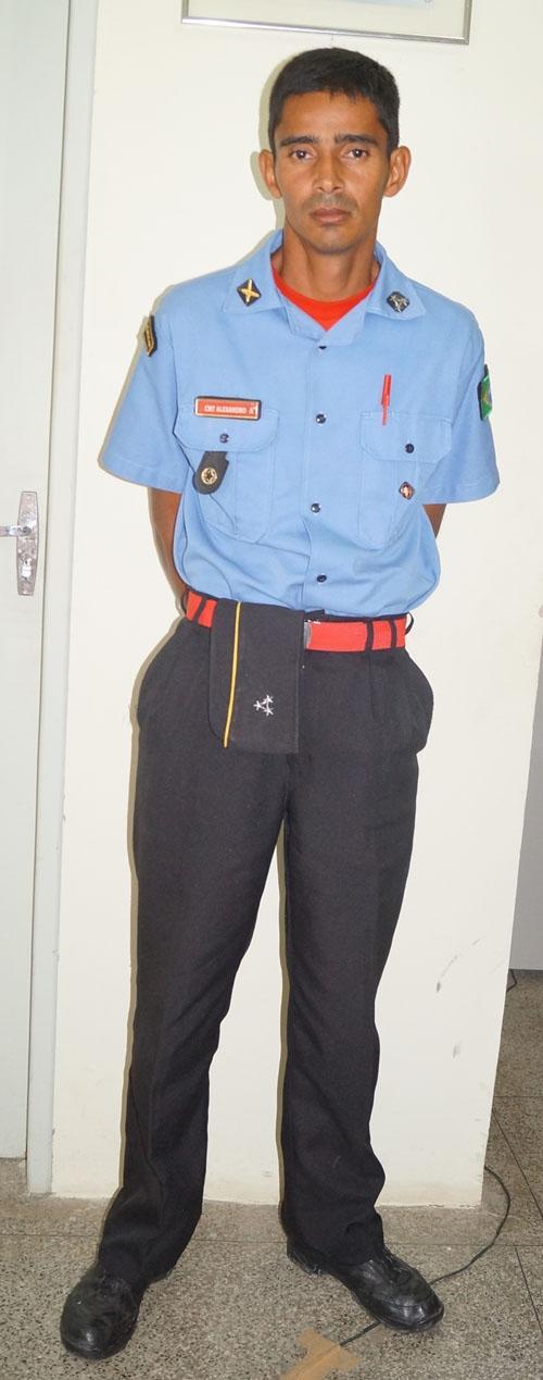 Falsário é preso ao se apresentar em quartel da PM como policial em Jaicós