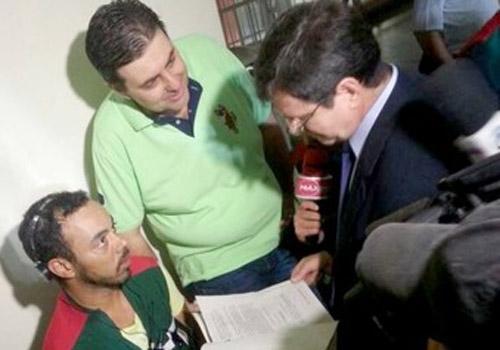 Portuguesa deixa gramado, jogo em Joinville para e Brasileiro fica sob risco
