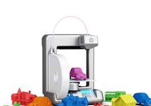 Toda casa terá impressora 3D em menos de dez anos, diz CEO