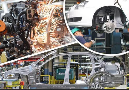 Produção industrial sobe 5% em um ano, diz IBGE
