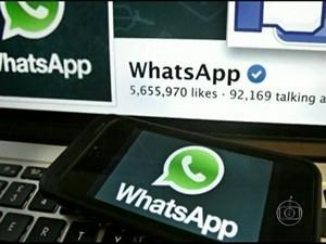 WhatsApp bate recorde de 64 bilhs de mensagens trocadas em 24 horas