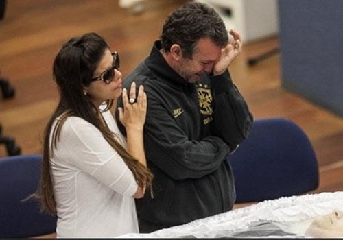 Neto sobre morte de Luciano: ?Foi injusto morrer antes da Copa?