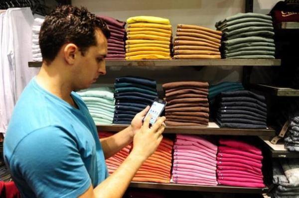 Aplicativos de celular começam a substituir o uso do cartão de crédito