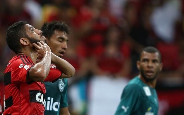 Flamengo terá de compensar os dois pontos perdidos em casa
