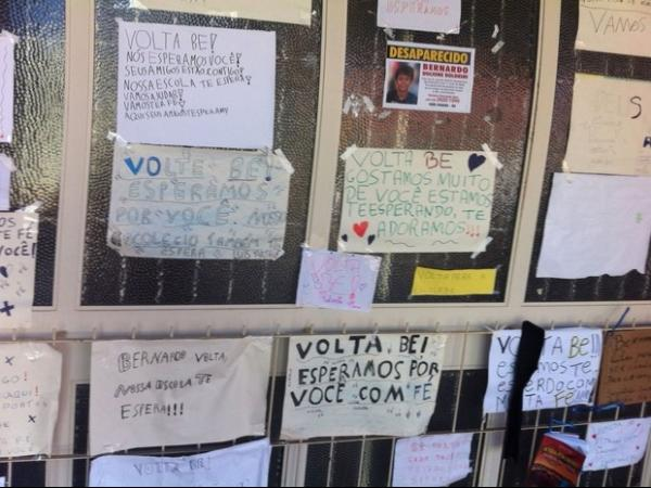 Psicóloga que atuou no caso Kiss auxilia colégio de Bernardo no RS